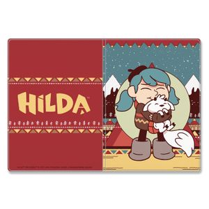 [Hilda: Passport Holder: Young Hilda & Twig (Product Image)]
