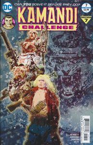[Kamandi Challenge #7 (Product Image)]