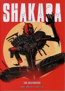 [2000AD: Shakara: Volume 2: The Destroyer (Product Image)]