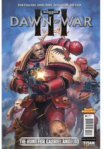 [Warhammer 40K: Dawn Of War III #1 (Cover A Signed Edition) (Product Image)]