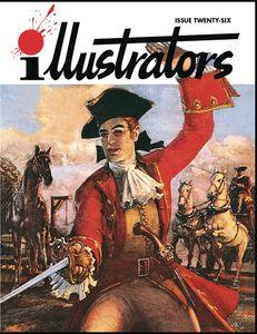 [Illustrators Magazine #26 (Product Image)]