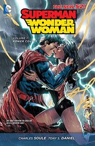 [Superman/Wonder Woman: Volume 1: Power Couple (N52) (Product Image)]