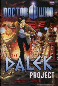 [Doctor Who: The Dalek Project (Hardcover) (Product Image)]