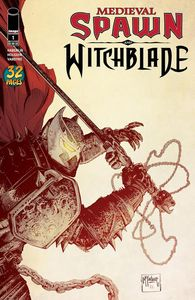 [Medieval Spawn: Witchblade #1 (Cover B - Mcfarlane) (Product Image)]