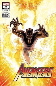 [Avengers #38 (Kuder Black Panther Phoenix Variant) (Product Image)]