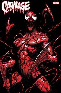 [Carnage: Black White & Blood #1 (Inhyuk Lee Variant) (Product Image)]