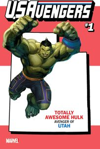 [Now U.S. Avengers #1 (Utah State - Reis Variant) (Product Image)]