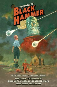 [World Of Black Hammer: Volume 3 (Library Edition Hardcover) (Product Image)]