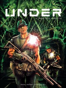 [Under: Volume 1: Monsters Beneath (Hardcover) (Product Image)]
