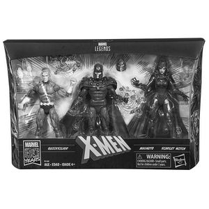 [X-Men: Marvel Legends Action Figure: Family Matters 3-Pack (Product Image)]