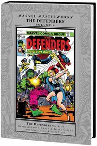 [Marvel Masterworks: Defenders: Volume 6 (Hardcover) (Product Image)]