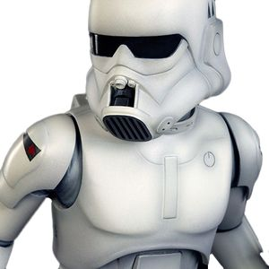 [Star Wars: Concept Artist Series: Statue: Ralph McQuarrie Stormtrooper (Product Image)]