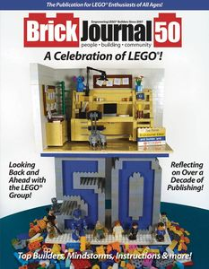 [Brickjournal #50 (Special Edition) (Product Image)]