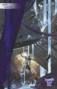 [Symbiote Spider-Man: Alien Reality #1 (Garron Young Guns Variant) (Product Image)]