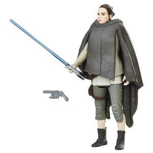 [Star Wars: The Last Jedi: Force Link Action Figure: Orange Wave 2: Rey Island Journey (Product Image)]