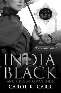 [India Black And The Gentleman Thief (Product Image)]