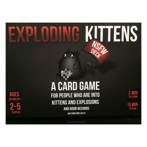 [Exploding Kittens: NSFW Edition (Product Image)]