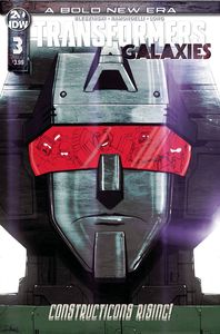 [Transformers: Galaxies #3 (Cover A Ramondelli) (Product Image)]