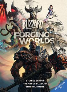 [Forging Worlds: Stories Behind The Art Of Blizzard Entertainment (Product Image)]