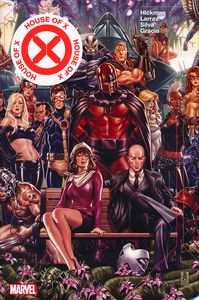 [House Of X/Powers Of X (Hardcover Brooks DM Variant) (Product Image)]