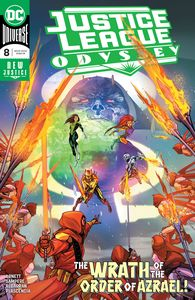 [Justice League: Odyssey #8 (Product Image)]