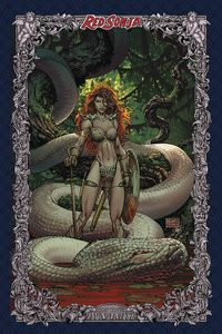[Red Sonja: Age Of Chaos #3 (Turner Icon Variant) (Product Image)]