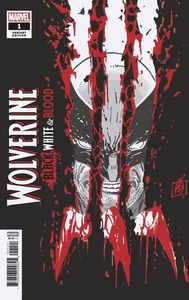 [Wolverine: Black White Blood #1 (Garney Variant) (Product Image)]