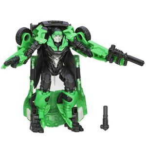 [Transformers: Age Of Extinction: Generations: Deluxe Wave 1 Action Figures: Crosshairs (Product Image)]