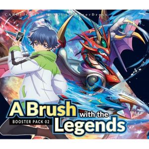 [Cardfight!! Vanguard: OverDress: A Brush With The Legends: Booster Pack 2 (Product Image)]