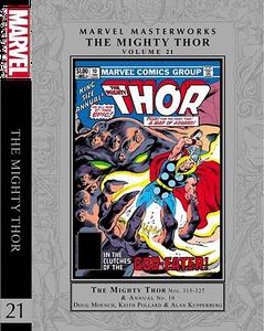 [Marvel Masterworks: Mighty Thor: Volume 21 (Hardcover) (Product Image)]