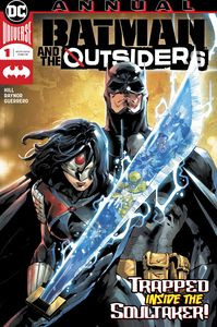 [Batman & The Outsiders Annual #1 (Product Image)]