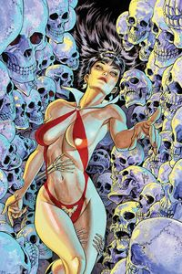 [Vampirella #3 (March Virgin Incentive) (Product Image)]