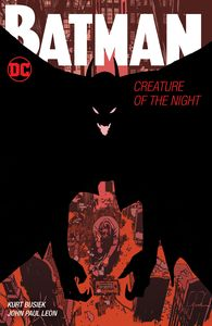 [Batman: Creature Of The Night (Hardcover) (Product Image)]