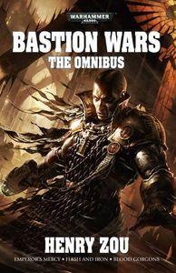 [Wharhammer 40K: Bastion Wars Omnibus (Product Image)]