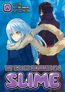[That Time I Got Reincarnated As A Slime: Volume 14 (Product Image)]