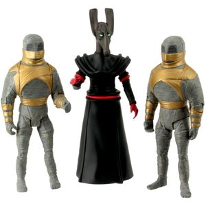 [Doctor Who: Action Figures: Pyramids Of Mars: Mars Set (Product Image)]