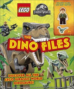 [LEGO: Jurassic World: The Dino Files (Product Image)]