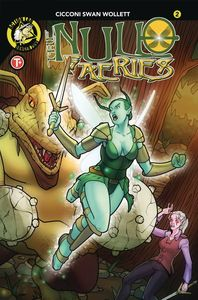 [Null Faeries #2 (Cover A Cicconi) (Product Image)]