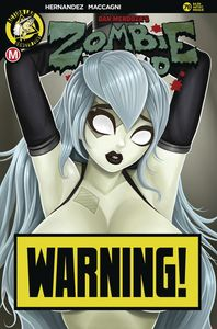 [Zombie Tramp: Ongoing #78 (Cover D Mccomb Risque) (Product Image)]