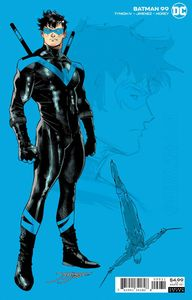 [Batman #99 (Jimenez Nightwing Card Stock Variant) (Product Image)]