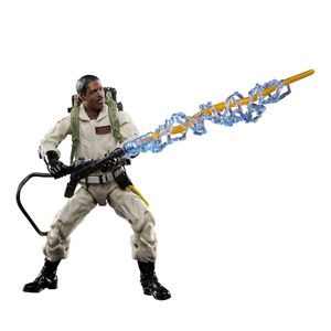 [Ghostbusters: Plasma Series Action Figure: Winston Zeddemore (Product Image)]