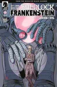 [LCSD 2017: Sherlock Frankenstein & Legion Of Evil #1 (Product Image)]