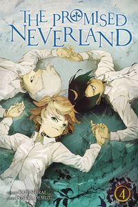 [Promised Neverland: Volume 4 (Product Image)]