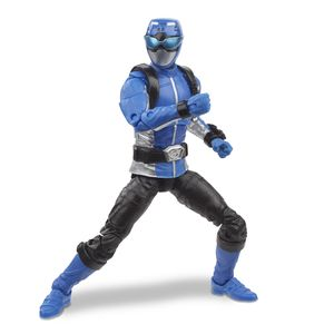 [Power Rangers: Beast Morphers: Lightning Collection Action Figure: Blue Ranger (Product Image)]