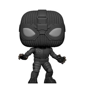 [Spider-Man: Far From Home: Pop! Vinyl Figure: Spider-Man (Stealth Suit) (Product Image)]