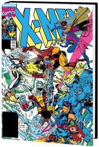 [X-Men XXL By Jim Lee (Hardcover) (Product Image)]