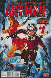 [Ant-Man: Last Days #1 (Product Image)]