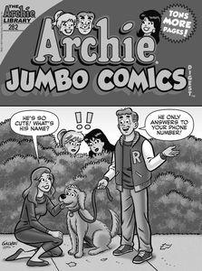 [Archie: Jumbo Comics Digest #282 (Product Image)]