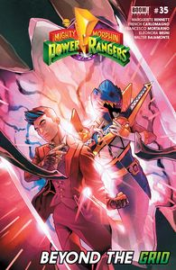 [Mighty Morphin Power Rangers #35 (Main SG) (Product Image)]