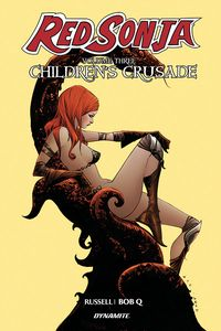 [Red Sonja (2019): Volume 3: Childrens Crusade (Product Image)]